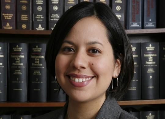 Safe Passage Attorney, Desireé Hernández, featured on NBC News