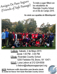 SPP-Field Day Flyer MAY ESPANOL