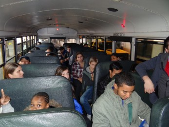 Bus to Riverdale