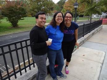 Desiree, Carlos, Isabel