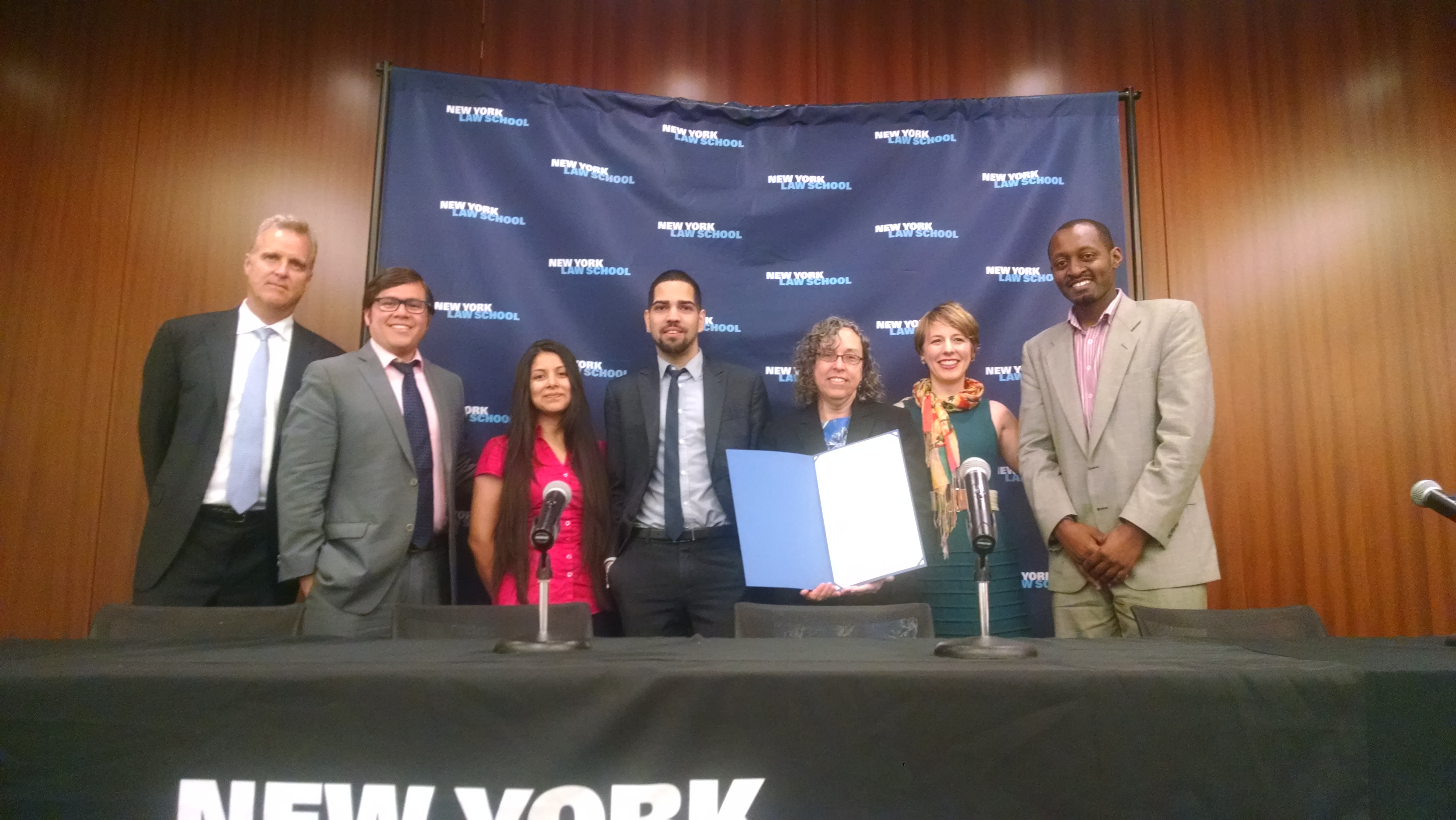 World Refugee Day Panels and Press Conference - Safe Passage