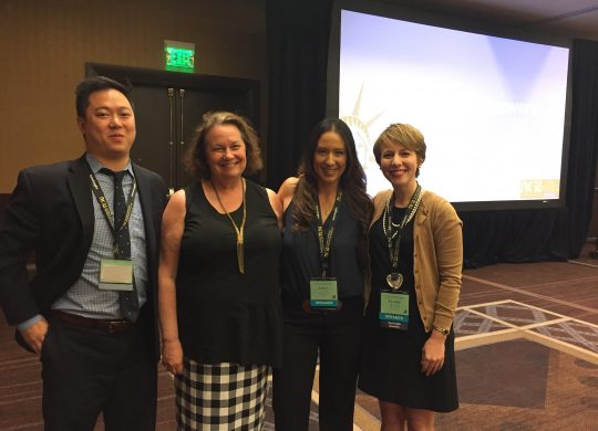 Claire presents on asylum at 2016 AILA Annual Conference in Las Vegas