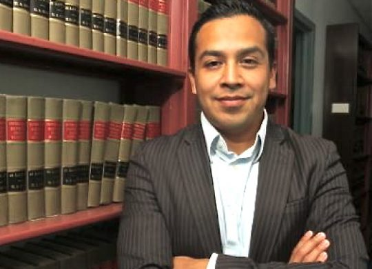 Cesar Vargas, Safe Passage Attorney of the Month